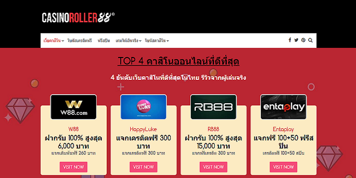 best casino online to play slots in Thailand