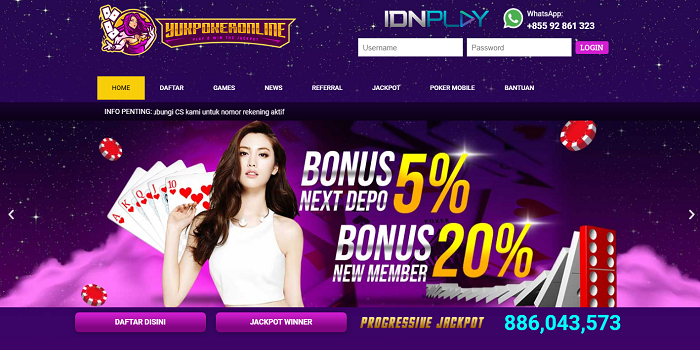 Our Tips For Betting And Growing Situs Poker Online Gamers Ammo